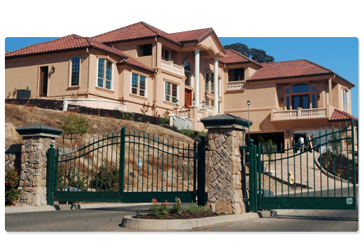 Gated Community Video Monitoring