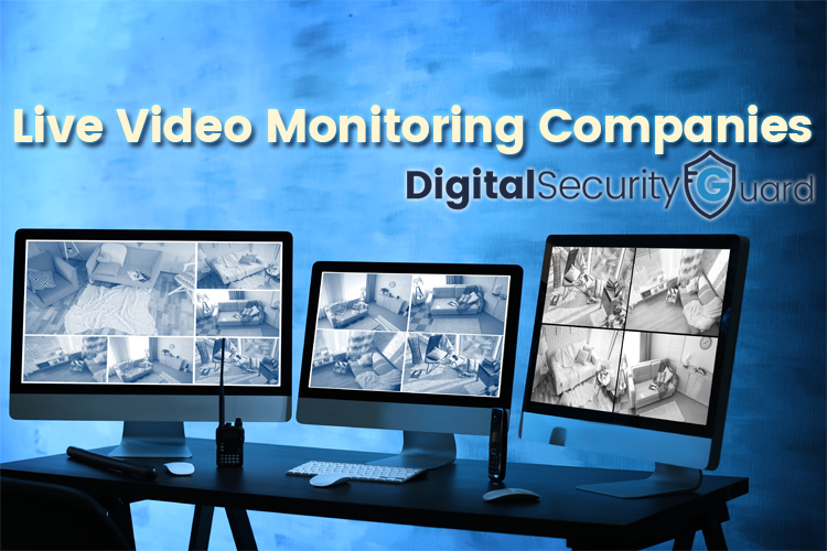 Live Video Monitoring Companies