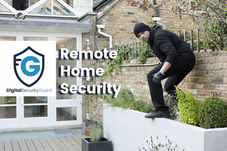 Remote Home Security