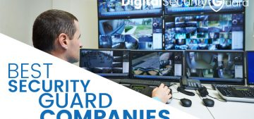 Best Security Guard Companies