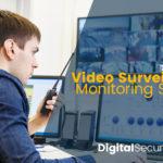 video surveillance monitoring service