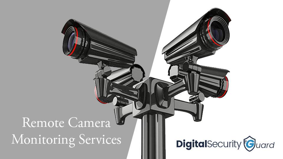 Camera Monitoring Service
