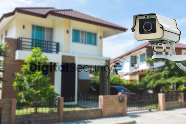Home Security Camera Remote Monitoring