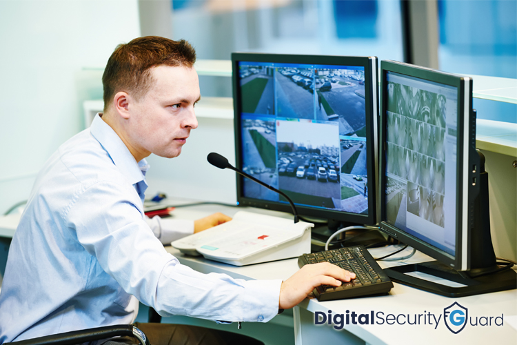 Remote Monitoring Security Service
