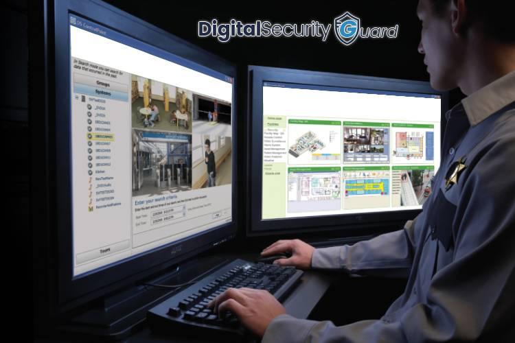 Security Camera Remote Surveillance